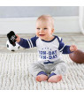 Long Seeve Bodysuit & Jogger Pants, 2pc Outfit Set (Baby Boys) 0-6mo