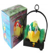 Outtop Waving Wings Talking Talk Parrot Imitates & Repeats What You Say Gift Funny Toy