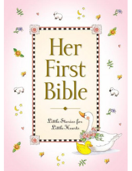 Her First Bible (Hardcover)