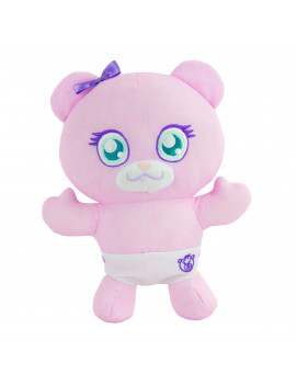 The Original Doodle Bear 6 Inch Plush Bear with 2 Mini Washable Markers - Baby Bear