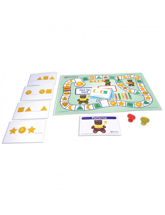 NewPath Learning® Patterns and Sorting Learning Center, Grades K-1
