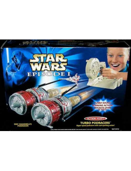 Star Wars Action Fleet Turbo Pod Racers Ody Mandrell's Pod Racer