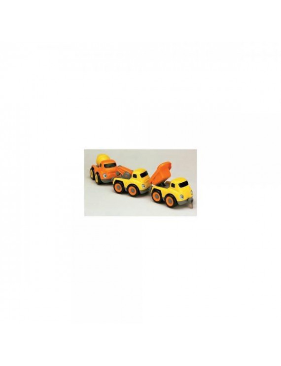 Small World Toys® Tailgate Trios, Construction