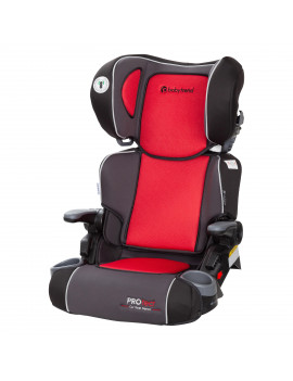 Baby Trend PROtect 2-in-1 Folding Booster Seat, Mars Red