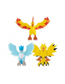 "Banpresto Pokemon Focus UFO Prize Legendary Articuno 6"" Plush"