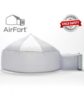 The Original AirFort - Mod About Gray Play Tent