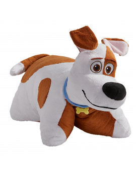 Pillow Pets NBCUniversal The Secret Life of Pets Max Stuffed Animal Plush Toy