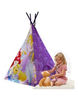 Disney Princess Kids Indoor Teepee Play Tent, 1 Each