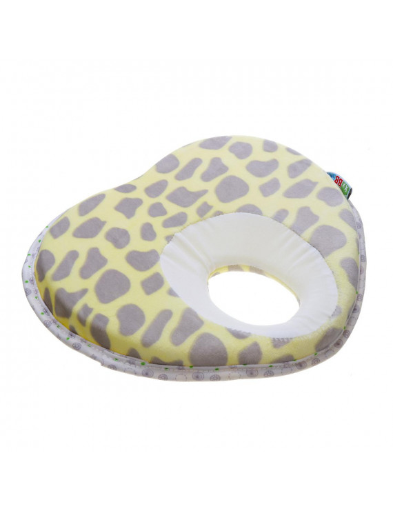 Baby Infant Newborn Prevent Flat Head Cushion Memory Foam Baby Cot Soft Pillow Sleeping Support