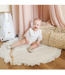 Baby Kids Crawling Mat Rug Round Cotton Game Gym Activity Play Mat Crawling Blanket Kids Room Decoration