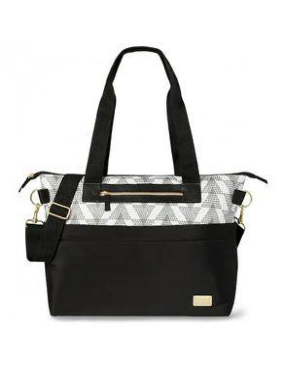 Carter's - Always Ready Diaper Tote, Dotty Triangle