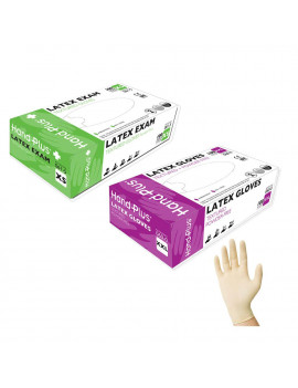 100 PCS Gloves(XL Size-White)