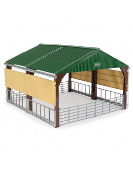 1 by 32 Scale John Deere Livestock Building