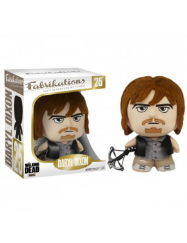 The Walking Dead Daryl Dixon Fabrikations Plush & Random Mystery Mini Set
