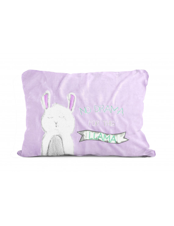 Llama Jumbo Plush Pillow for Kids by Better Homes & Gardens