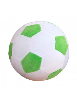 Cartoon Soccer Ball Pillow Stuffed Plush Baby Football Soccer Sports Toy Gift for Toddler Kids Adults
