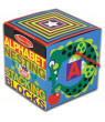 Melissa Doug Deluxe 10-Piece Alphabet Nesting and Stacking Blocks