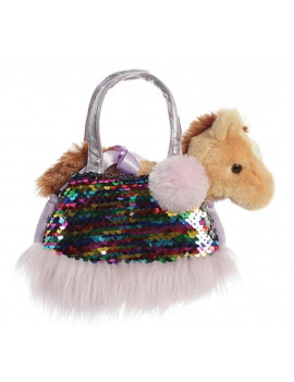 "Aurora - Pet Carrier - 7"" Shimmers Horse"