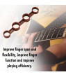 Guitar Trainer Tool for Beginner Finger Expansion Fingers Power Trainer For Piano Learner Saxophone Learners Ukulele Beginners