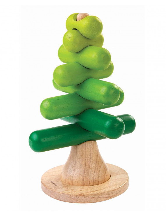 PlanToys Stacking Tree Learning Toy