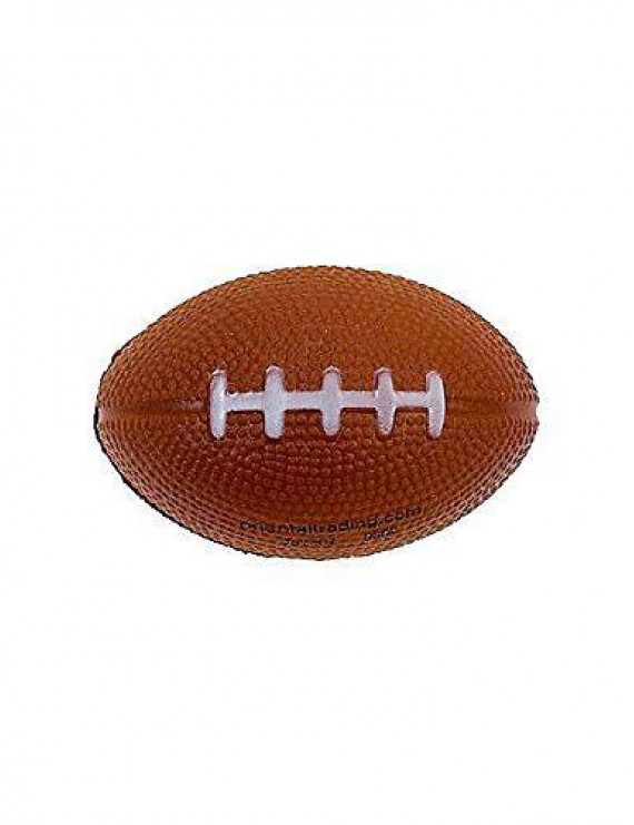 Realistic Football Stress Balls - Party Favors - 12 Pieces