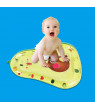 Codream Kids Inflatable Tummy Time Premium Water mat Infants and Toddlers is The Perfect Fun time Play Activity Center Your Baby's Stimulation Growth Mini Size (Avocado)