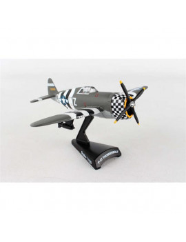 1 isto 100 P-47 Thunderbolt Snafu Model Airplane