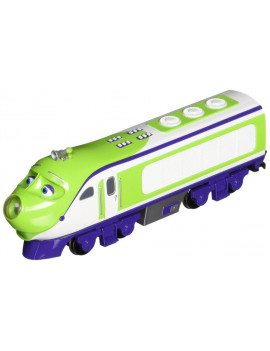 Bachmann Trains Chuggington Koko Locomotive with Operating Headlight, HO Scale Train