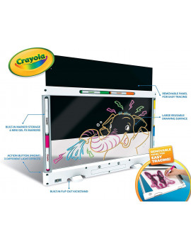 Crayola Ultimate Light Board Drawing Tablet, Gift for Kids, Ages 6+