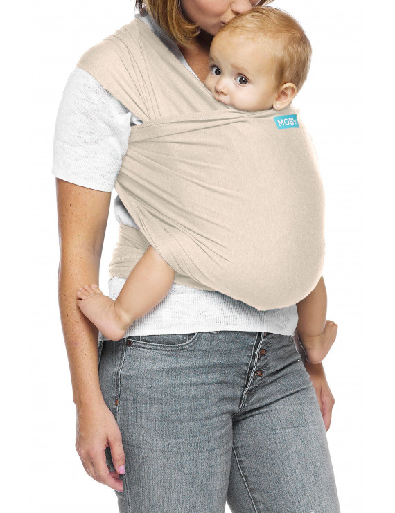 Moby Wrap Evolution - Almond