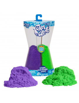 Foam Alive Compound - for Mixing, Molding and Melting