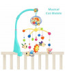 12 Songs Bed Bell Mobile for Crib High-end Musical Crib Mobile Baby Toys 0-12 Months