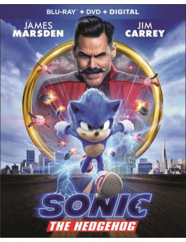 Sonic the Hedgehog (Blu-ray + DVD + Digital Copy)
