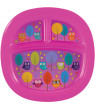 Munchkin 1pk Toddler Plate Decorated