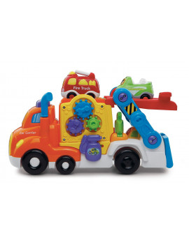 Toot-Toot Drivers: Big Vehicle Carrier