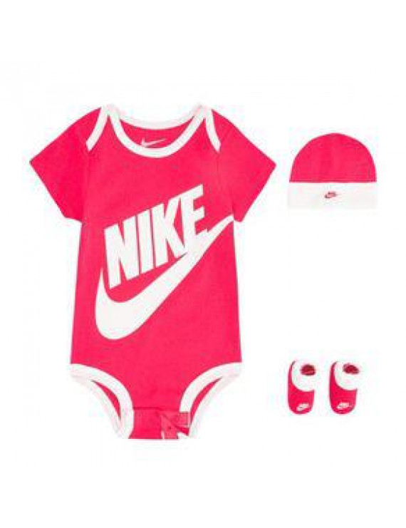 Nike - Jumpman 5 Pk Short Sleeve Bodysuits Boy