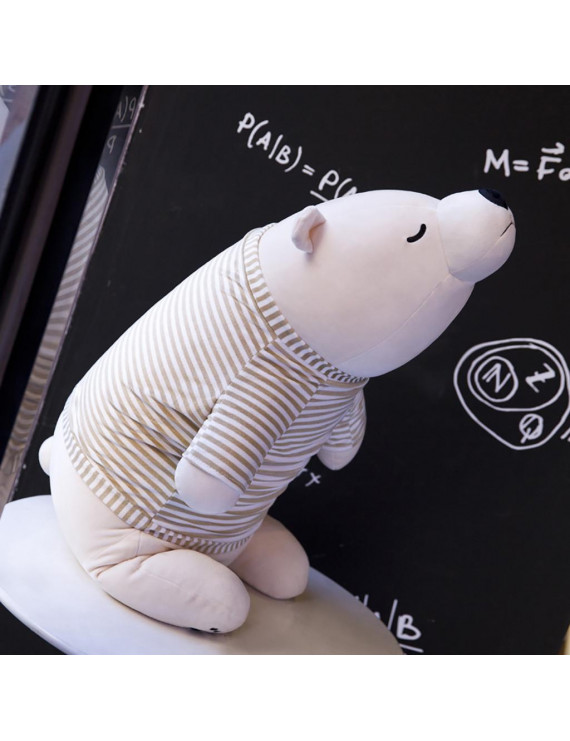 【LNCDIS】Lovely Soft Bear Animal Doll Stuffed Plush Toy Home Party Wedding Kid Gift