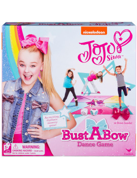 Nickelodeon's JoJo Siwa - Bust a Bow Dance Game