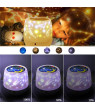 Night Lights for Kids - Multifunctional Night Light Star Projector Lamp for Decorating Birthdays, Christmas, and Other Parties, Best Gift for a Baby's Bedroom, 6 Sets of Film