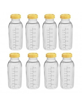 Medela Breastmilk Collection and Storage Bottles 8oz (250ml) - 8 Each