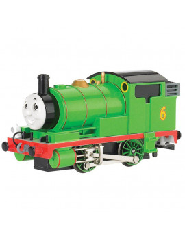 Bachmann Trains HO Scale Thomas & Friends Percy The Small Engine w/ Moving Eyes Locomotive Train