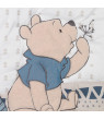 Disney Baby Forever Pooh 3-Piece Baby Crib Bedding Set by Lambs & Ivy - Blue