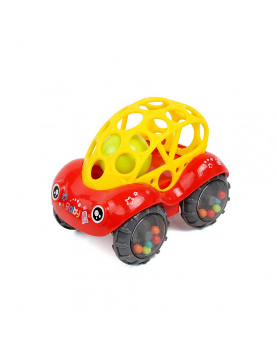 Rattle Roll Car Ball Play Toy Kids Game Gifts Shaking Bell Interactive Toys;Rattle Roll Car Ball Play Toy Kids Game Gifts Shaking Bell Interactive Toys
