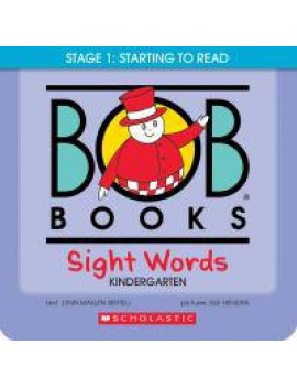 Bob Books: Sight Words Kindergarten (Paperback)
