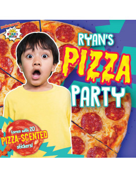 Ryan's Pizza Party