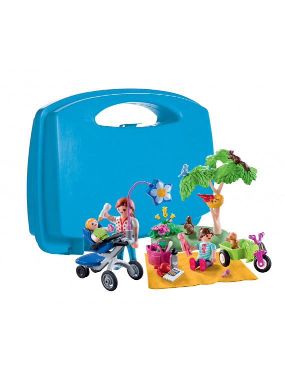 PLAYMOBIL Family Picnic Carry Case
