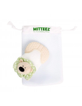 """The Ultimate Baby Teething Mitten"" Stage One"