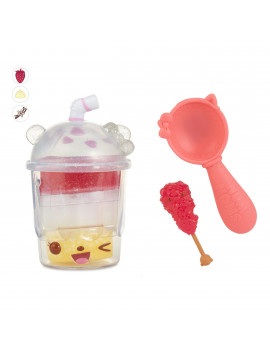 Num Noms Snackables Silly Shakes- Berry Shortcake Shake