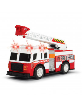Dickie Toys - Action Fire Truck, 6""