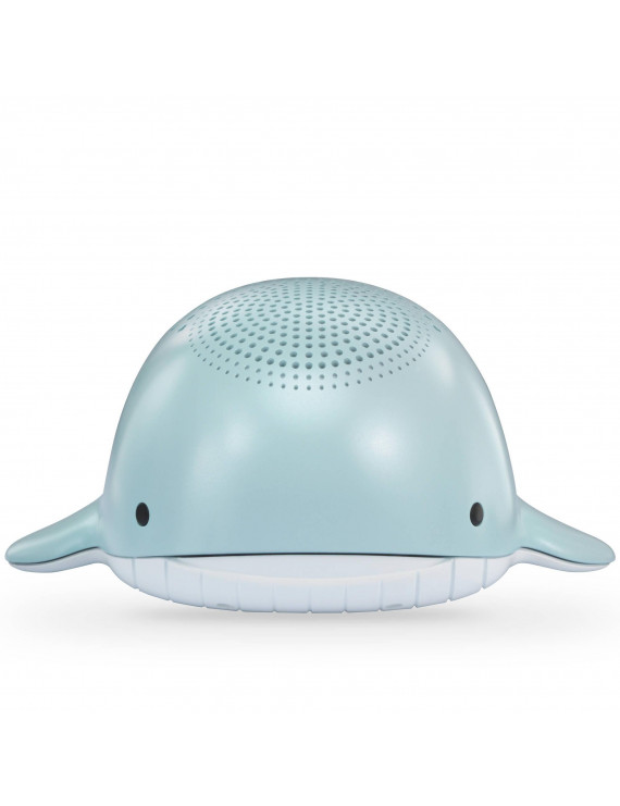 VTech BC8312 Wyatt the Whale Storytelling Baby Soother with Glow-on Ceiling Night Light